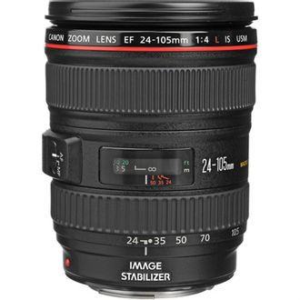 Objetiva Canon EF 24-105mm F/4.0L LS USM