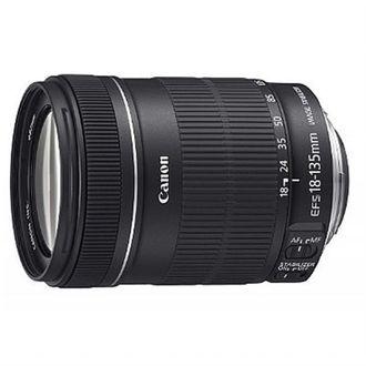 Objetiva Canon EF-S 18-135mm F/3.5-5.6 IS STM