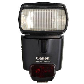 Flash Canon Speedlite 430 EX II - Usado