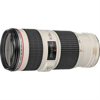 Objetiva Canon EF 70-200mm F/4L LS USM