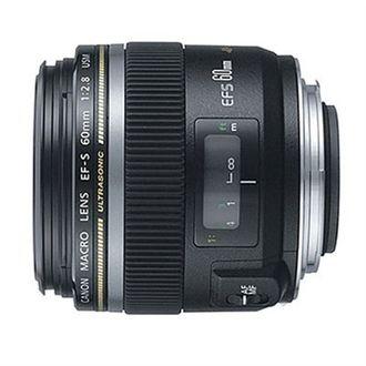 Objetiva Canon EF-S 60mm F/2.8 Macro USM