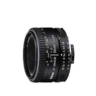 Objetiva Nikon AF Nikkor 50mm F/1.8D