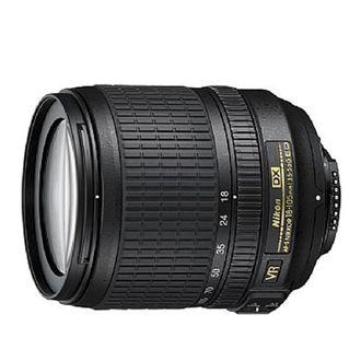 Objetiva Nikon AF-S DX Nikkor 18-105mm F/3.5-5.6G ED VR