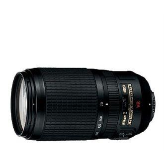 Objetiva Nikon AF-S VR Zoom-Nikkor 70-300mm F/4.5-5.6G If-Ed