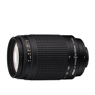 Objetiva Nikon AF Zoom-Nikkor 70-300mm F/4-5.6G If-Ed