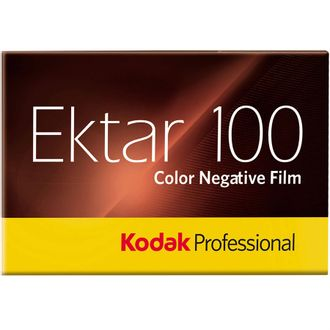 Filme Kodak Professional Ektar 100 - 36 Poses