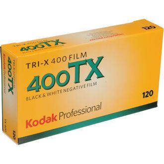 Filme Kodak Professional TRI-X 400 Formato 120 - Cada Rolinho de Filme