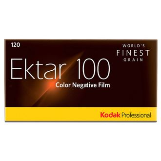 Filme Kodak Professional 120 Ektar 100 - Cada Filme