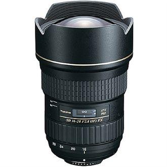 Objetiva Tokina/Nikon 16-28 mm F/2.8 At-X  Pro FX