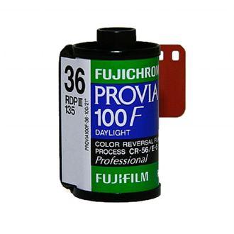 Filme Fujichrome PROVIA 100F - 36 poses