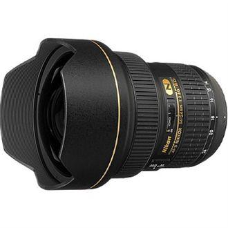 Objetiva Nikon AF-S 14-24mm F/2.8G Ed (N)
