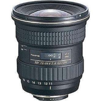 OBJETIVA TOKINA/NIKON 11-16 mm f/2.8 AT-X 116 PRO DX