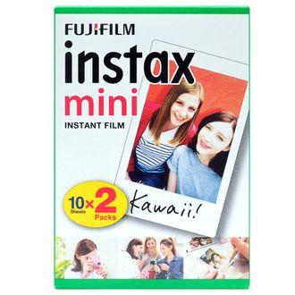 Filme Fujifilm Instax Mini - 20 Poses