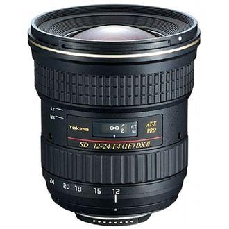 Objetiva Tokina/Nikon 12-24 mm F/4 At-X 124 Pro DX LI