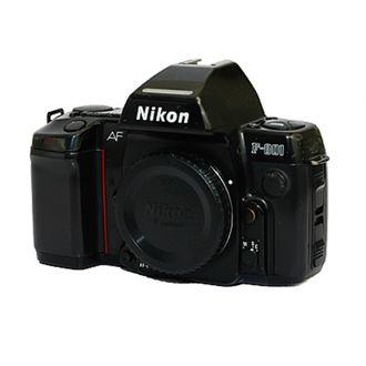 Câmera Nikon F801 Corpo
