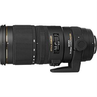 Objetiva Sigma/Nikon 70-200mm F/2.8 Apo EX DG Os