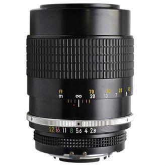 Objetiva Nikon AI 135mm F/2.8 - Usada