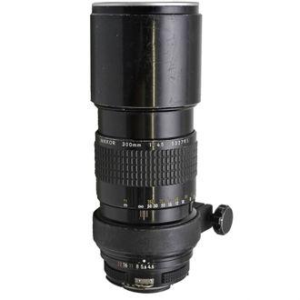 Objetiva Nikon MF 300mm F/4.5 - Usada