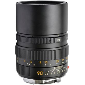 Objetiva Leica Elmarit-M 90mm F/2.8 - Usada