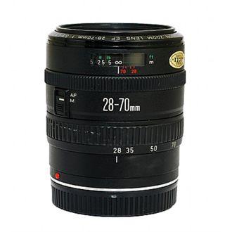 Objetiva Canon EF 28-70mm F/3.5-4.5 LI - Usada