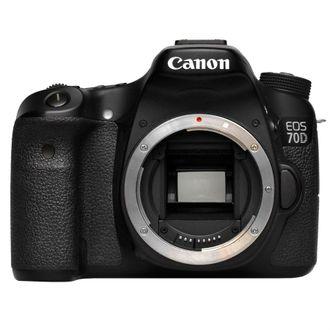 Câmera Canon 70D Corpo - Usada
