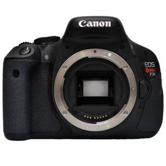 Câmera Canon EOS T3I Corpo - Usada
