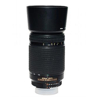 Objetiva Nikon  AF 70-300mm F/4-5.6D - Usada