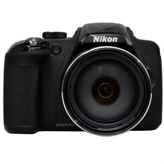 Câmera Nikon Coolpix P600 - Usada