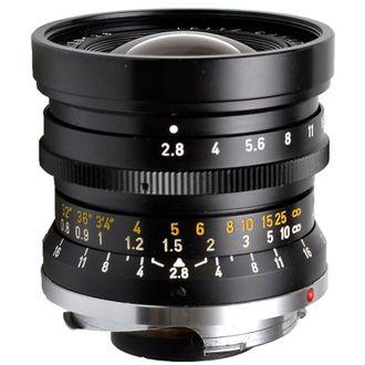 Objetiva Leica M Elmarit 28mm F/2.8 - Usada