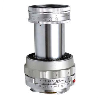 Objetiva Leica M Elmar 9cm F/4 - Usada