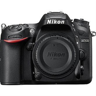 Câmera Nikon D7200 - Corpo