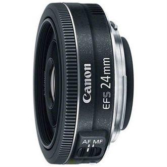 Objetiva Canon EF-S 24mm F/2.8 STM