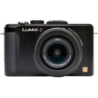 Câmera Panasonic Lumix DMC-LX7 - Usada