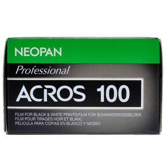 Filme Fujifilm Acros 100 ( Formato 135) - 36 Poses