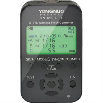 Controlador Sem Fio Yongnuo YN 622C-TX - Canon