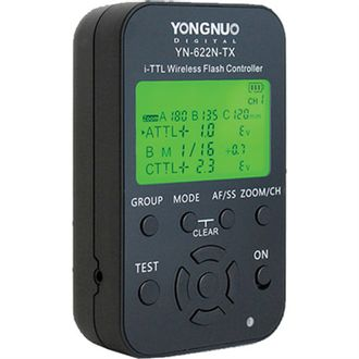 Controlador Sem Fio Yongnuo YN 622N-TX - Nikon
