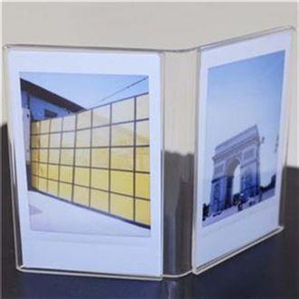 Porta Retrato para Filme Instax Mini 8 -Transparente