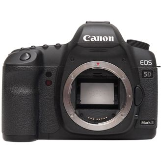 Câmera Canon 5D Mark II Corpo - Usada