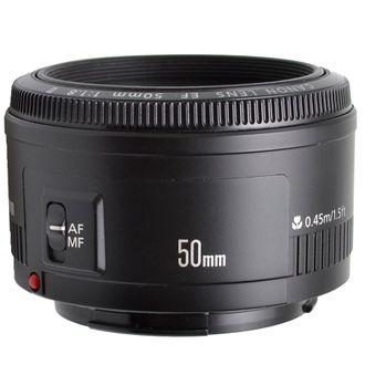 Objetiva Canon EF 50mm F/1.8L  I - Usada