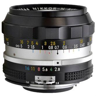 Objetiva Nikon AI Nikkor-N 24mm F/2.8 Foco Manual - Usada