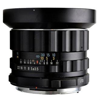 Objetiva Pentax  6X7 Super-Multi-Coated Takumar 55mm F/3.5 - Usada