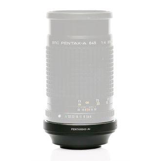 Anel Adaptador Pentax 645-Nikon