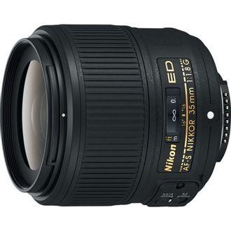 Objetiva Nikon AF-S 35mm F/1.8G Ed
