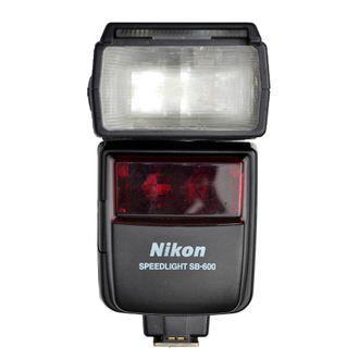 Flash Nikon SB-600 - Usado