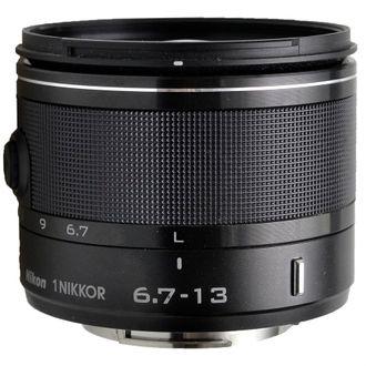 Objetiva Nikkor 1  6.7-13mm F/3.5-5.6 VR - Usada