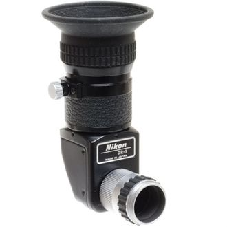 Visor de Angulo Reto Nikon DR3 para FA, FE, FM e F3 com DE-2 - Usado