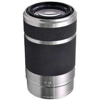 Objetiva Sony E 55-210mm F/4.5-6.3 OSS - Usada