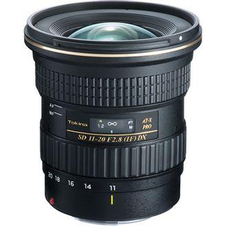 Tokina AT-X 11-20mm F/2.8 Pro DX para Canon