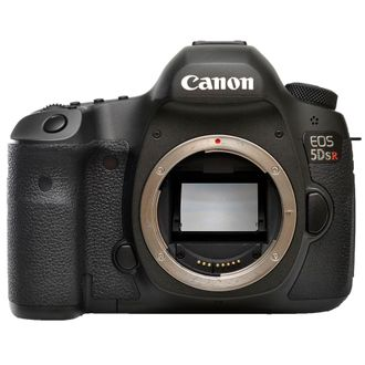 Câmera Canon EOS 5DS R Corpo - Usada