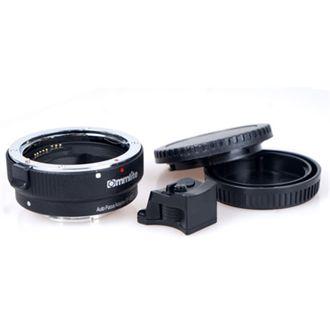 Anel Adaptador (Af) Comix  Canon EF & EF-S / Sony NEX E-Mount